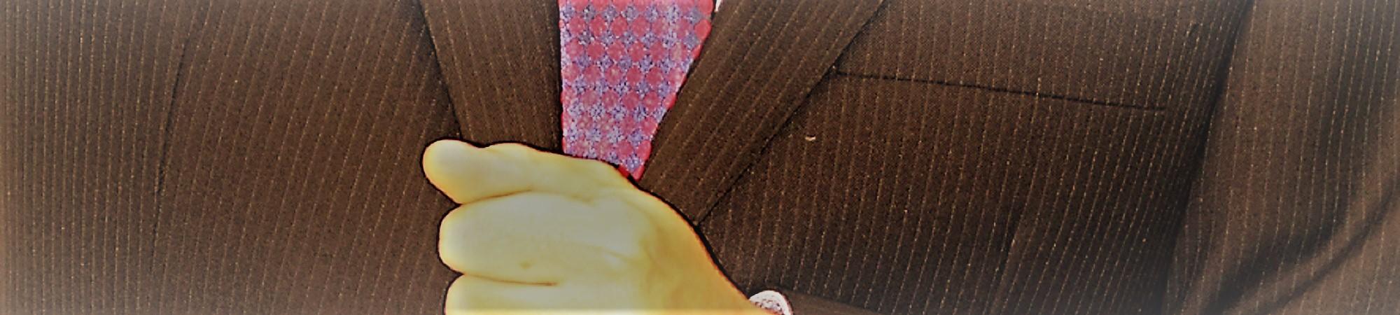 pasadores de Corbatas para abogados elegante regalo