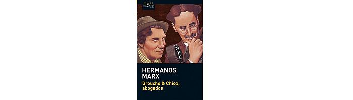 Groucho & Chico Abogados libro regalo