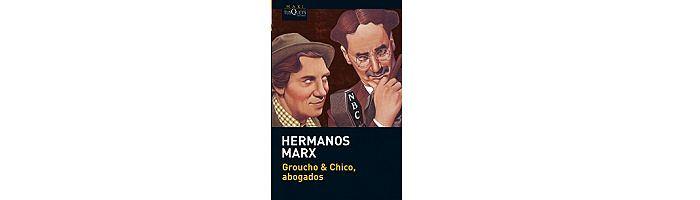 Groucho & Chico Abogados libro regalo