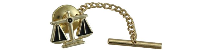 insignia para abogados pin solapa