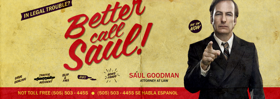 Better Call Saul regalos merchandising